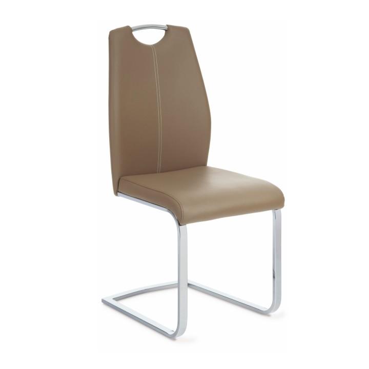 Jedálenská stolička Nesta (béžová)