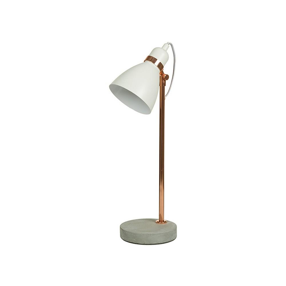 Stolová lampa s betónovou základňou Santiago Pons Salvatore
