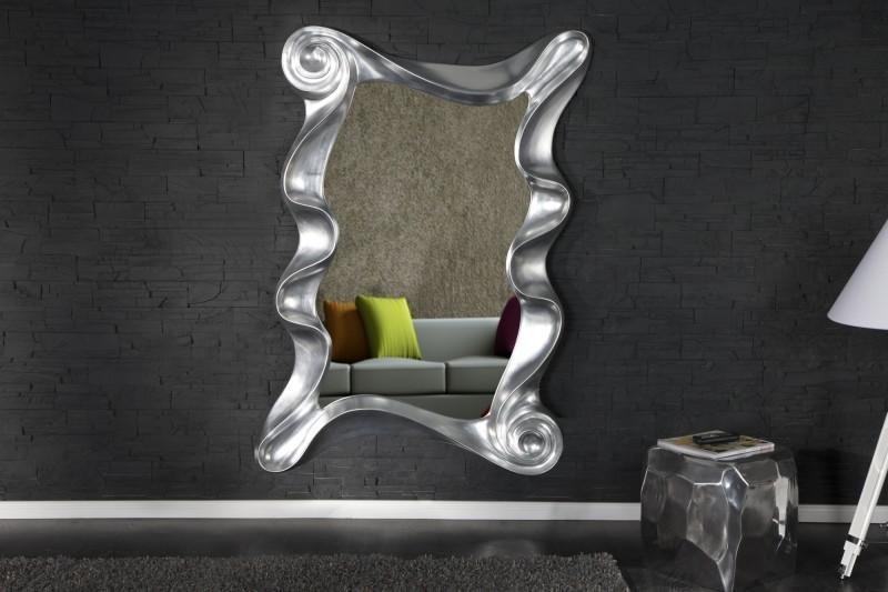 Zrkadlo ALICE - strieborná