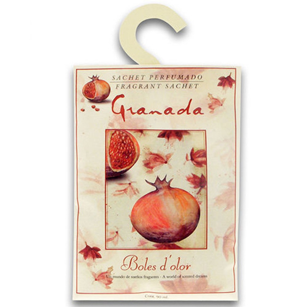 Vonné vrecúško s vôňou granátového jablka Boles d'olor