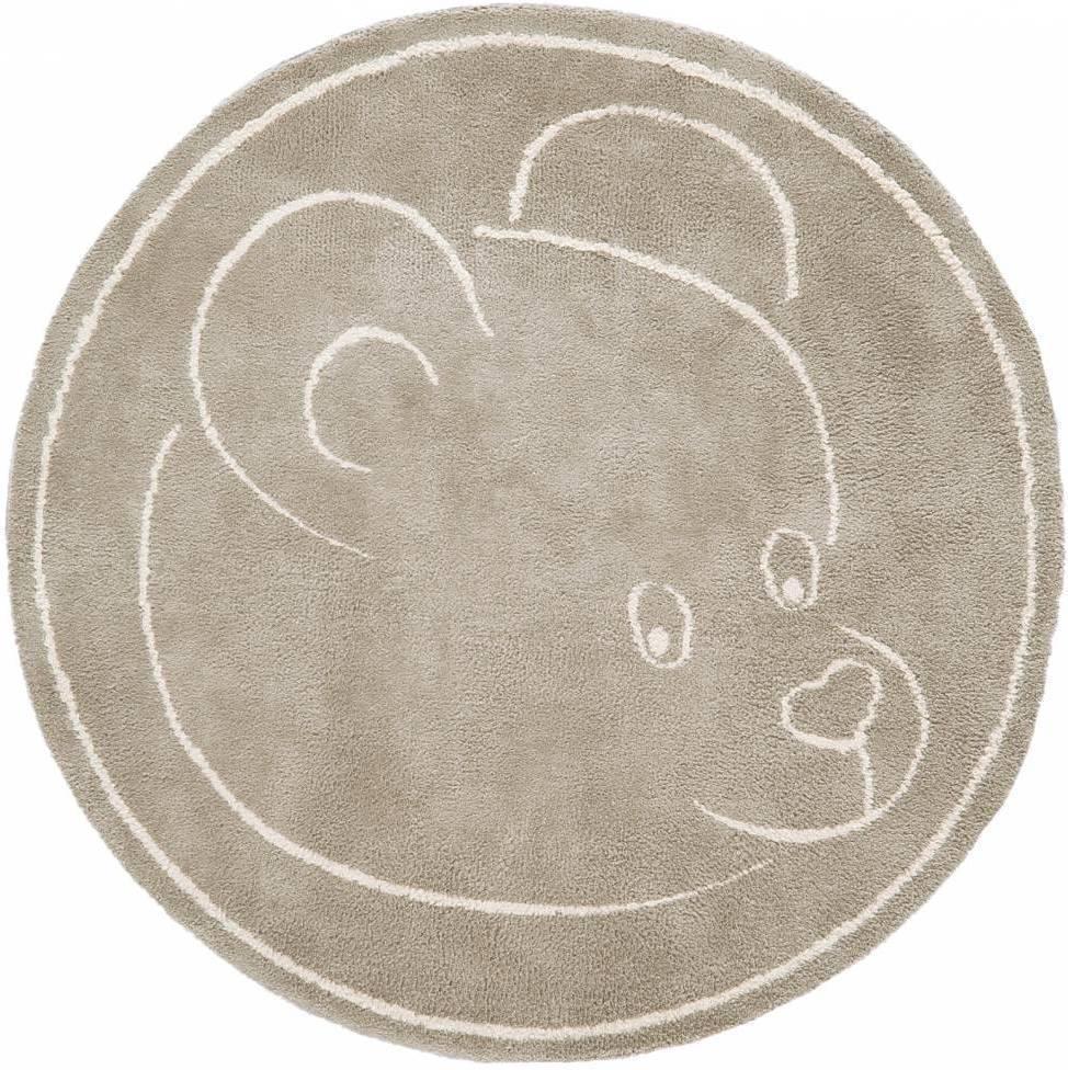 Koberec TEDDY Bear Round