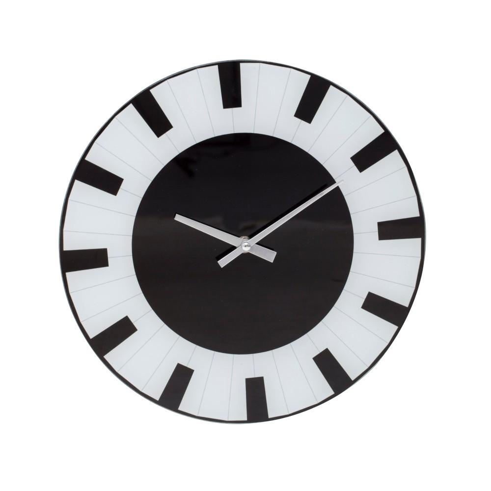 Nástenné hodiny Mauro Ferretti Pianoforte, 30cm