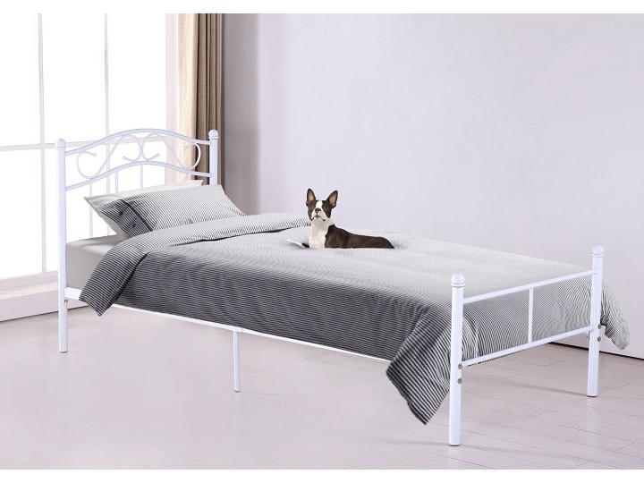 Jednolôžková posteľ 90 cm Radana (s roštom)
