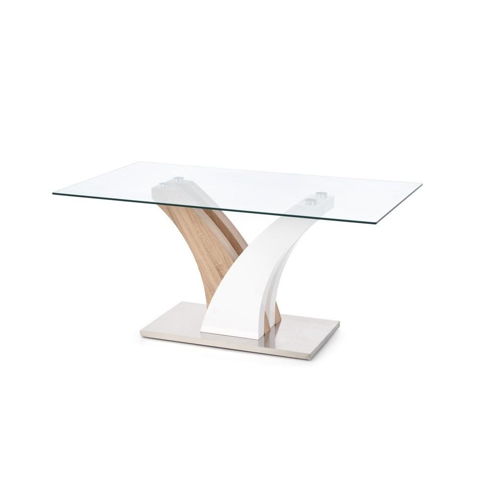 Jedálenský stôl Halmar Vilmer, 160 x 90 cm