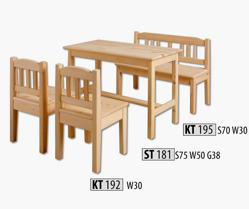 >> AD242 Detský stôl