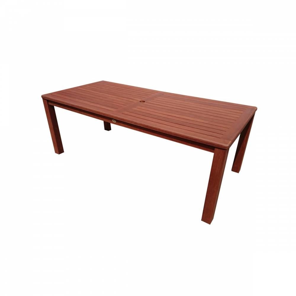 Záhradný stôl Aus 210 x 100 x 76 cm, keruing