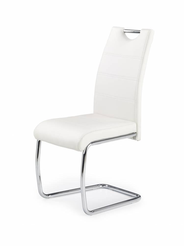 Jedálenská stolička K211 (biela)
