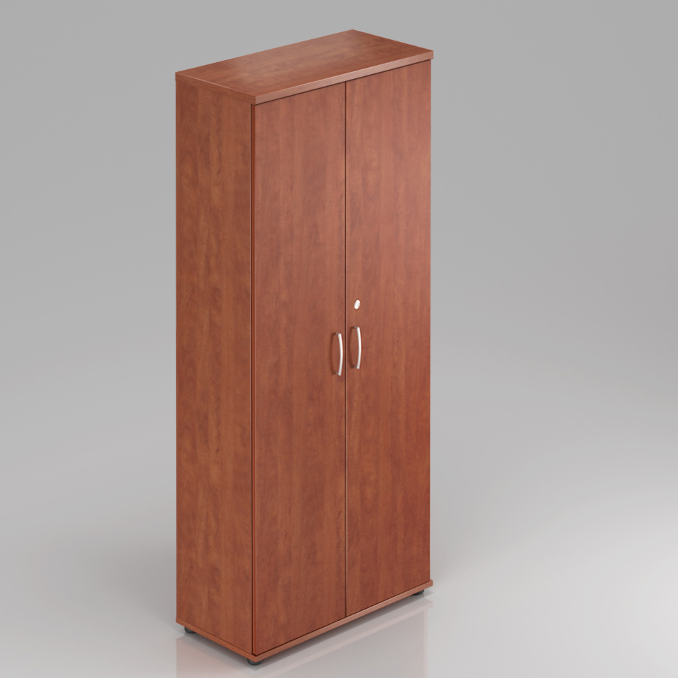 Rauman Kancelárska skriňa Visio, 80x38,5x183,5 cm, dvere 5/5 S585 03