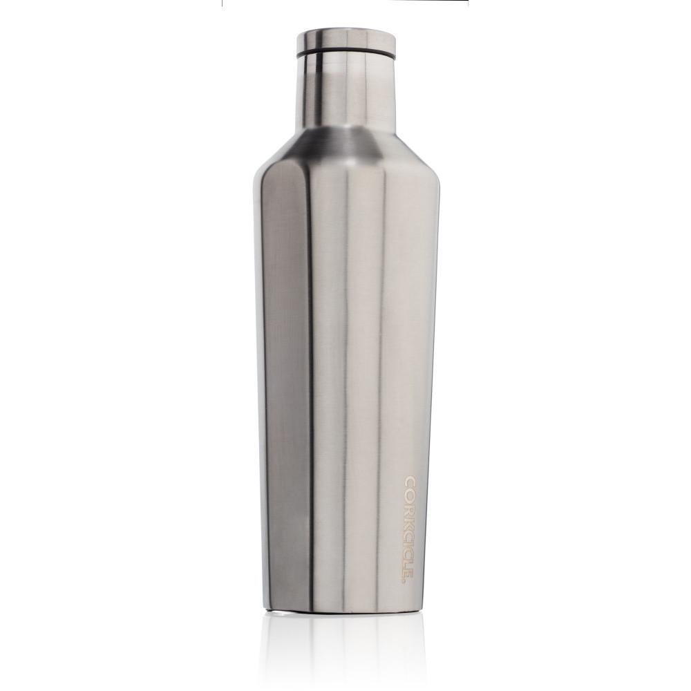 Strieborná termofľaša Corkcicle Canteen, 470ml