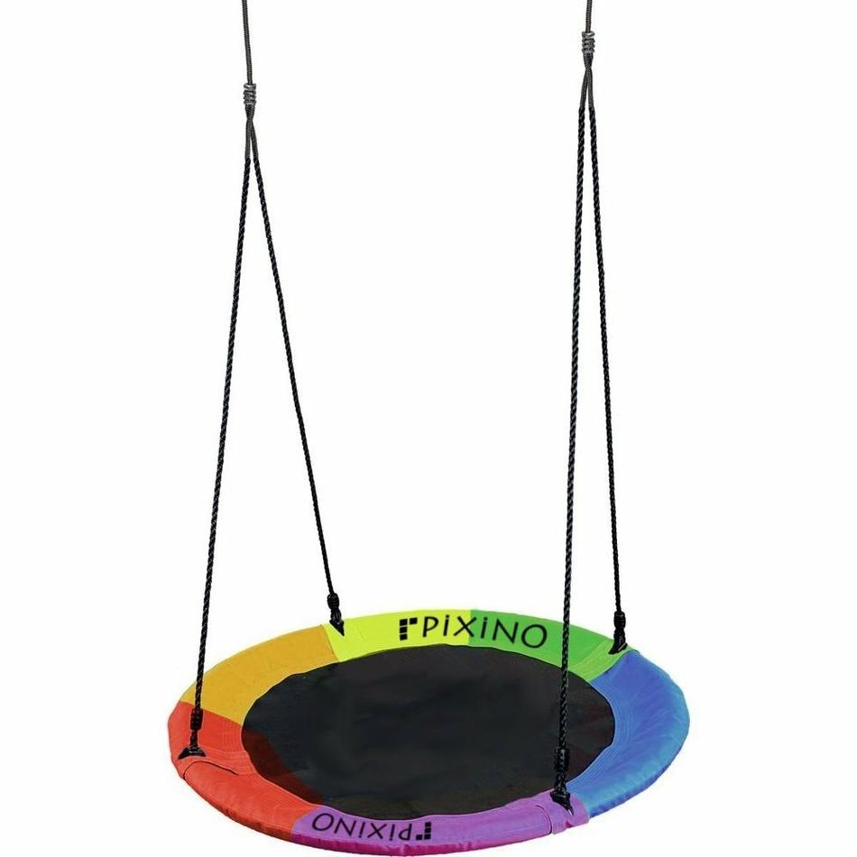 Pixino Hojdací kruh Bocianie hniezdo farebná, pr. 110 cm