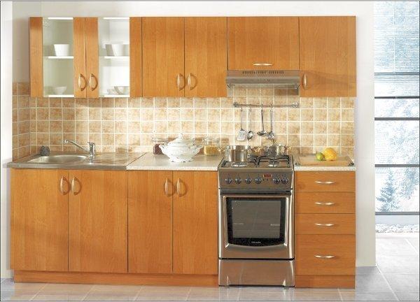 Kuchynská zostava SARA jelša