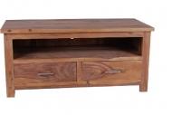 Furniture nábytok  Masívny TV stolík z Palisanderu  Sáleh  118x52x55 cm