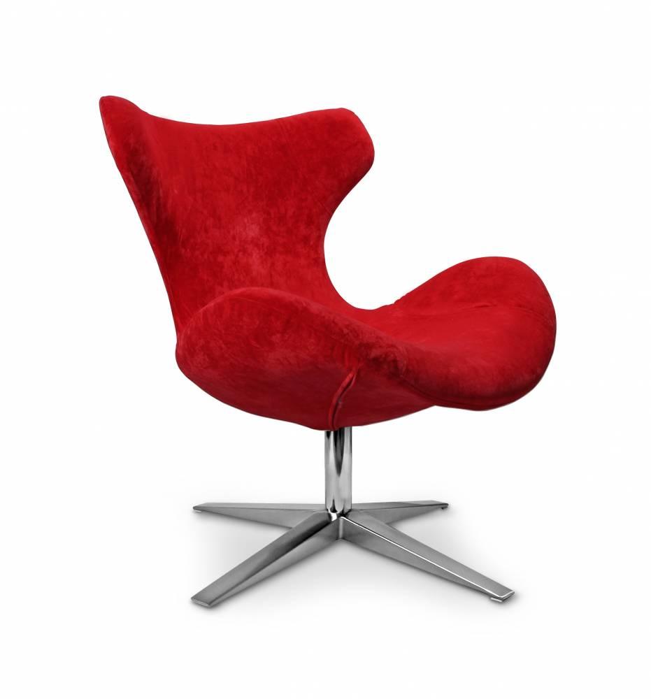Relaxačné kreslo Blazer (červená)