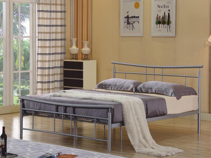 Manželská posteľ 160 cm Dorado (s roštom)