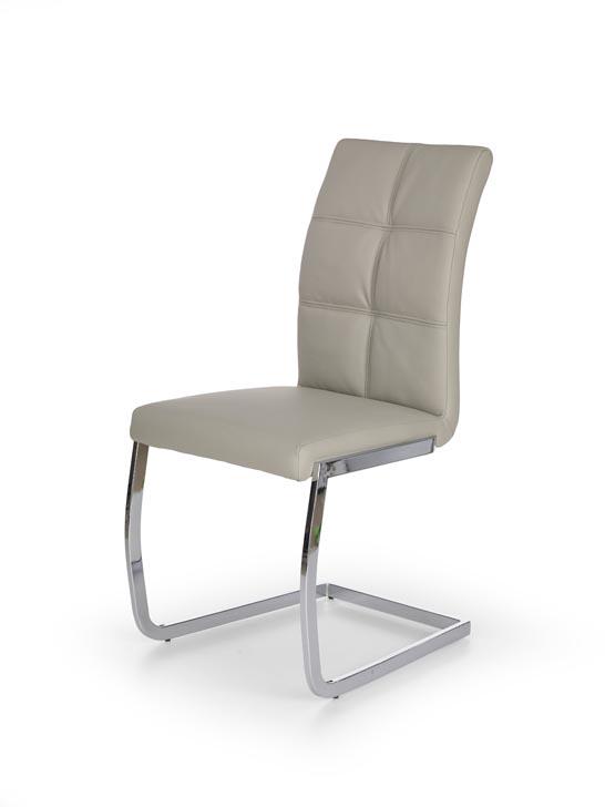 Jedálenská stolička K228 (svetlosivá)
