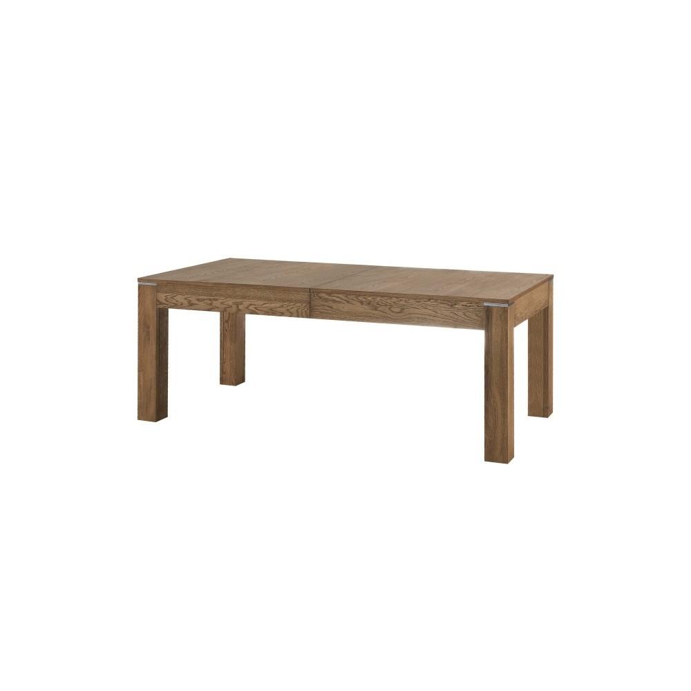 Rozkladací jedálenský stôl Szynaka Meble Polaris, 95 x 200 cm