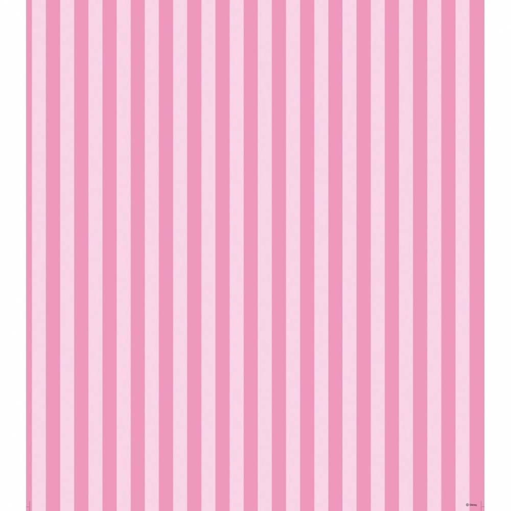 AG Art Detská fototapeta Pink stripes, 53 x 1005 cm