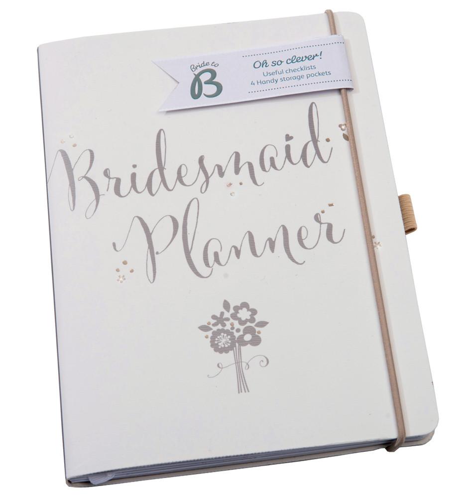 Kniha pre družičky Busy B Wedding Planner