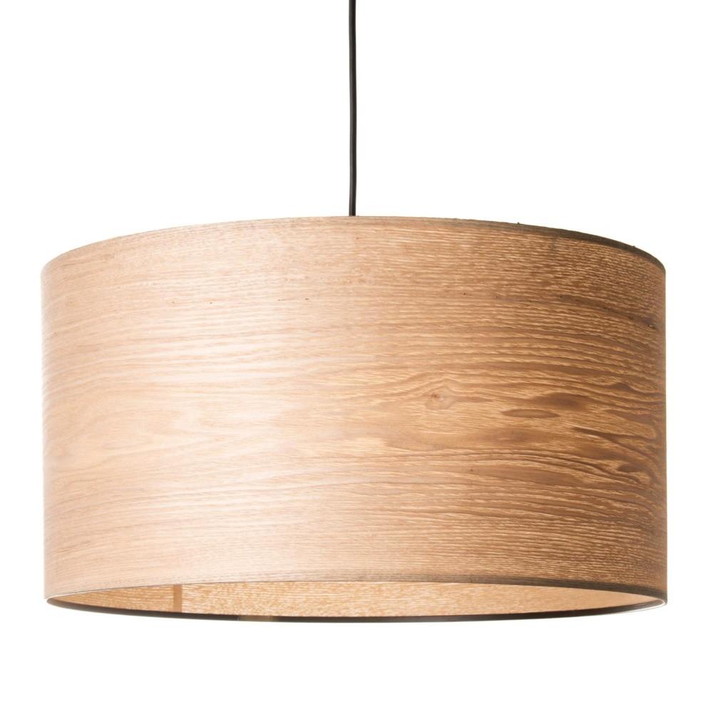 Závesné svietidlo z drevenej dyhy Tomasucci Varm