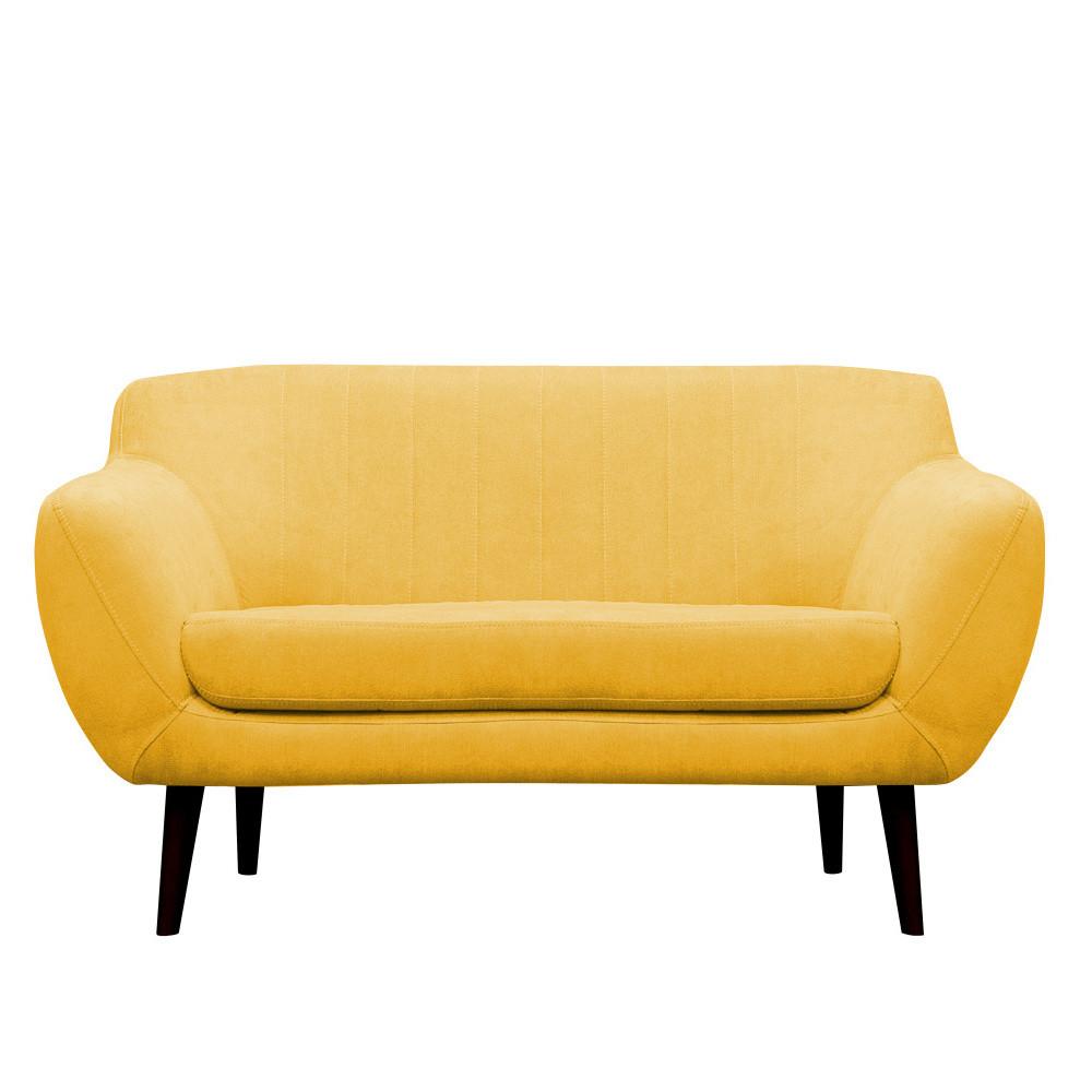 Žltá pohovka pre dvoch Mazzini Sofas Toscane