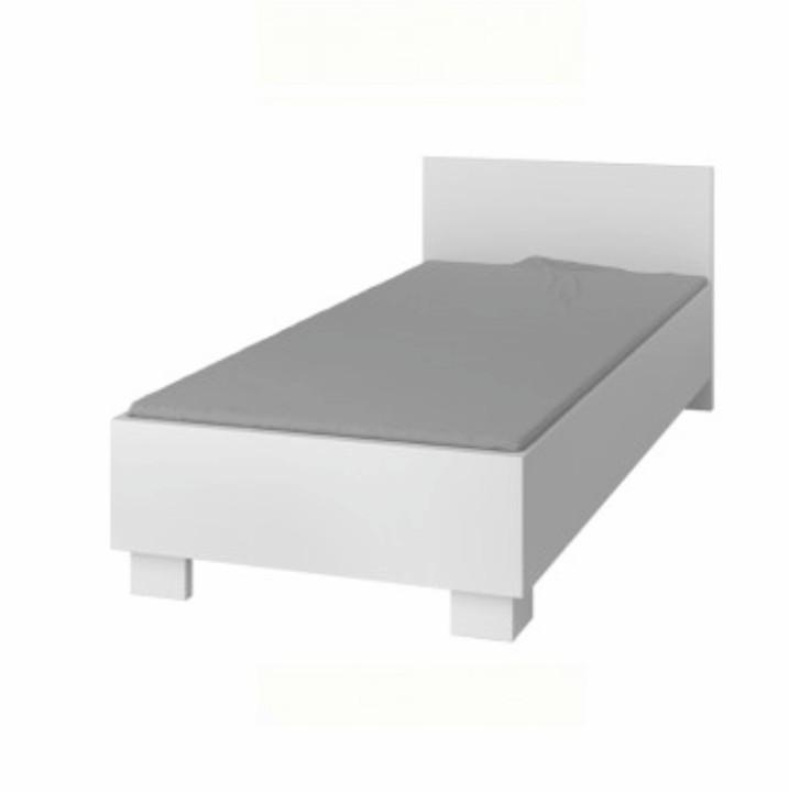 Jednolôžková posteľ 90 cm Svend Typ 36