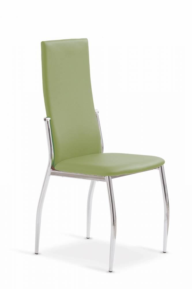 Jedálenská stolička K3 zelená