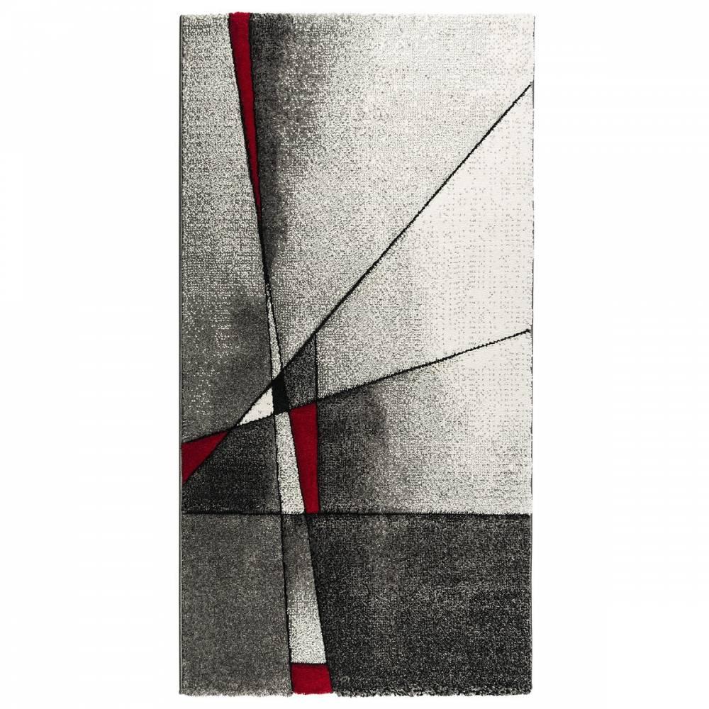 Oriental Weavers moderný koberec Brilliance červený, 80 x 150 cm