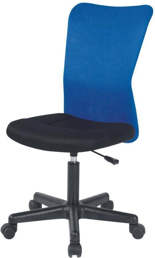 Kancelárská stolička MONACO modrá