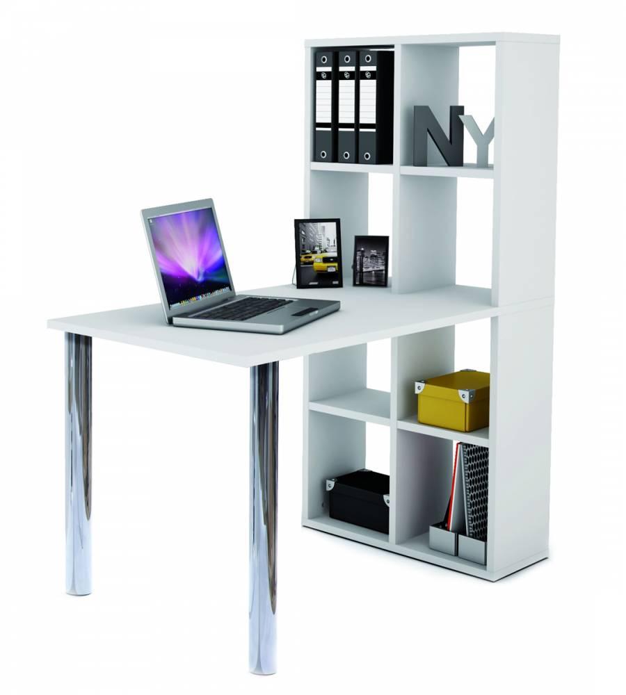 Písací stôl Bexinton 205604 (s regálom)