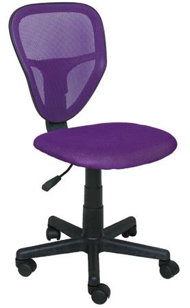 Detská stolička Spike fialová