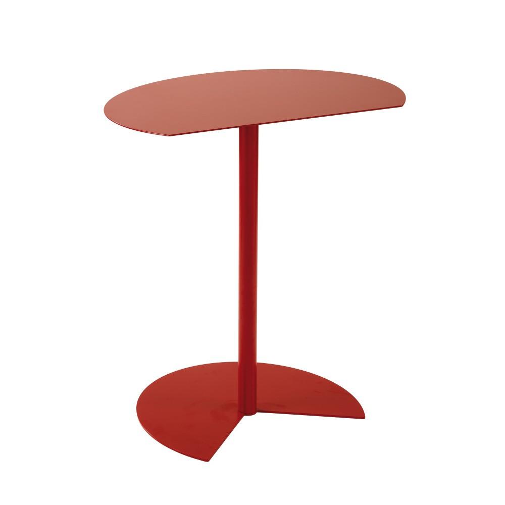 Červený barový stolík MEME Design Way