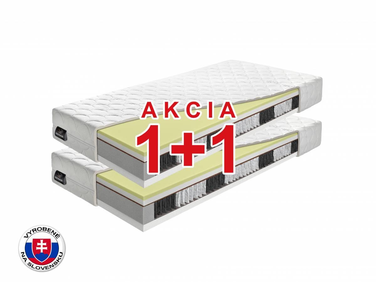 Taštičkový matrac Benab Benab Five Star 200x80 cm (T3/T4) *AKCIA 1+1