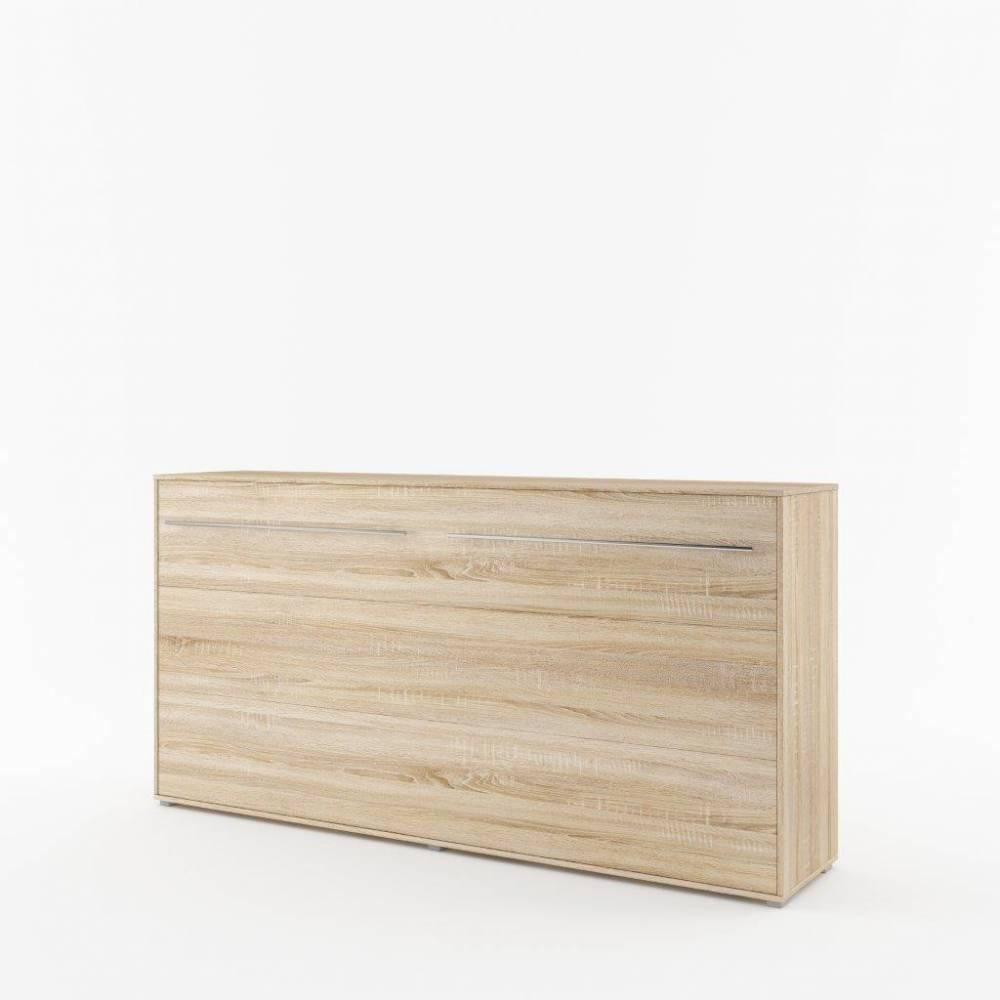 Sklápacia posteľ KOMFORT PRO CP-06, dub sonoma