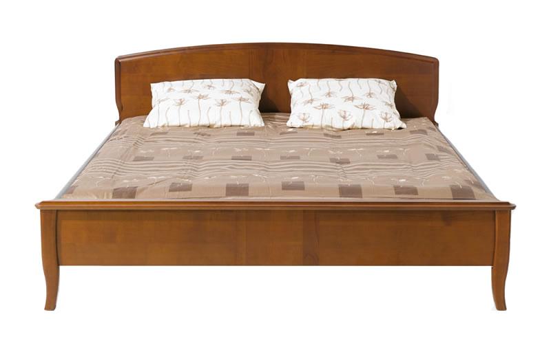 Manželská posteľ 160 cm Orland LOZ/160 (Čerešňa orlando)
