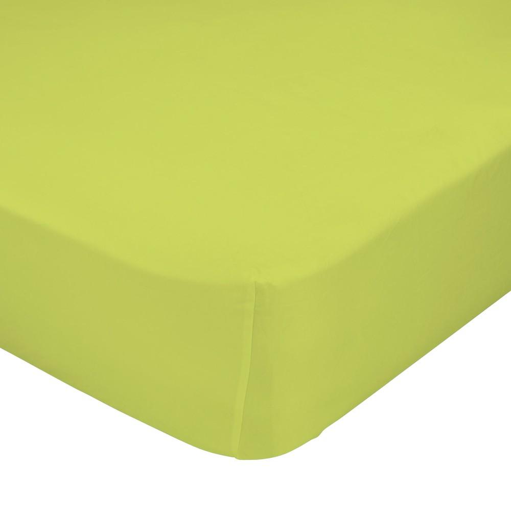 Zelená elastická plachta Happynois, 90x200 cm