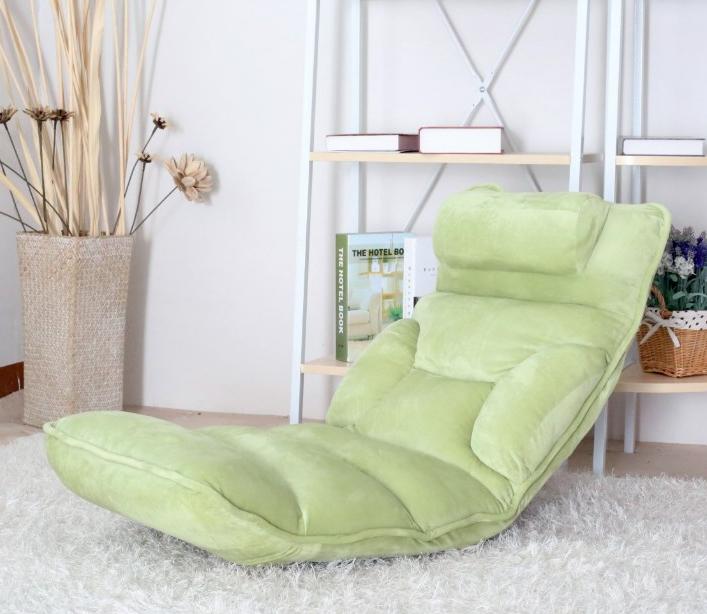 Relaxačné kreslo LOTA / zelená
