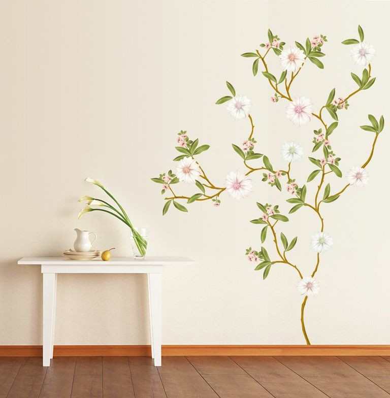 Samolepka Ambiance Flowering Magnolia