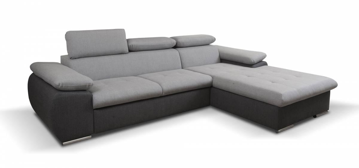 Moderná rohová sedačka TRIDO, Inari 96/91