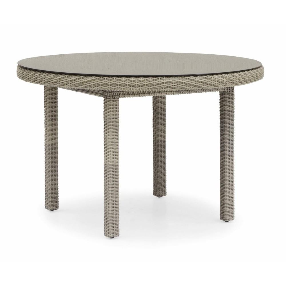 Záhradný jedálenský stôl Geese Nataly, ⌀ 120 cm