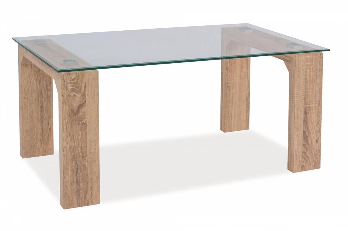 Konferenčný stolík Scarlet (dub sonoma)