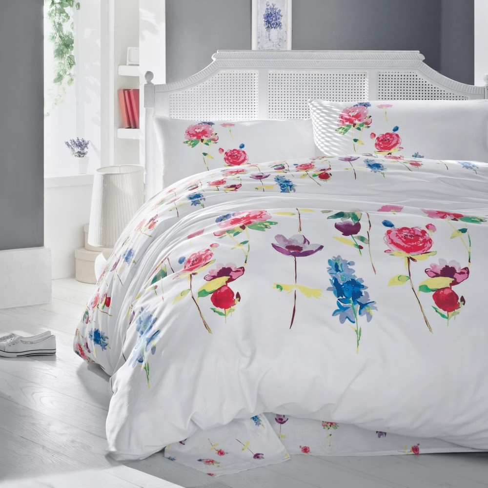 Obliečky s plachtou Spring, 200x220cm