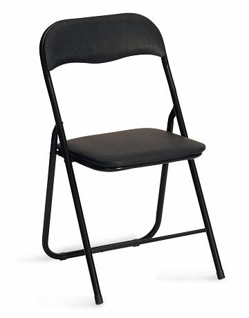 Konferenčná stolička K5 čierna