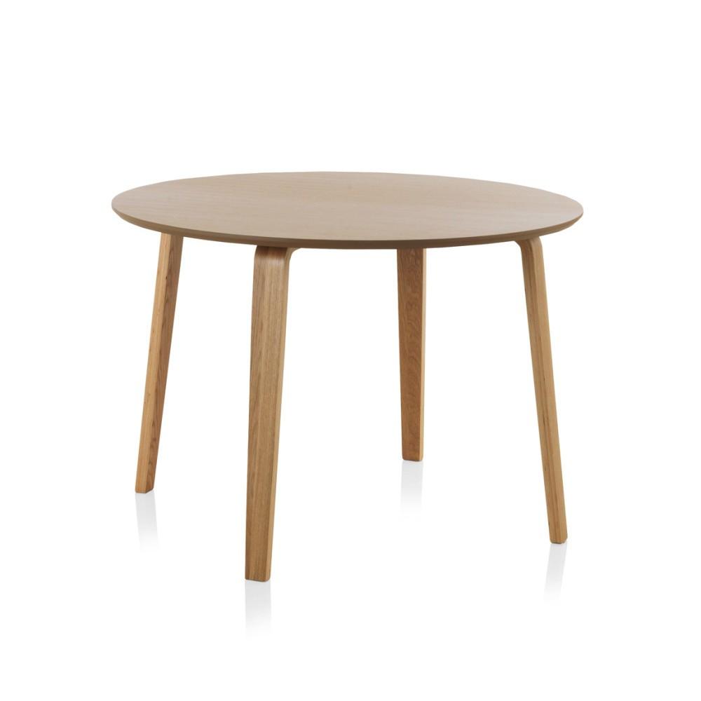 Okrúhly jedálenský stôl Geese Natural, ⌀ 110 cm