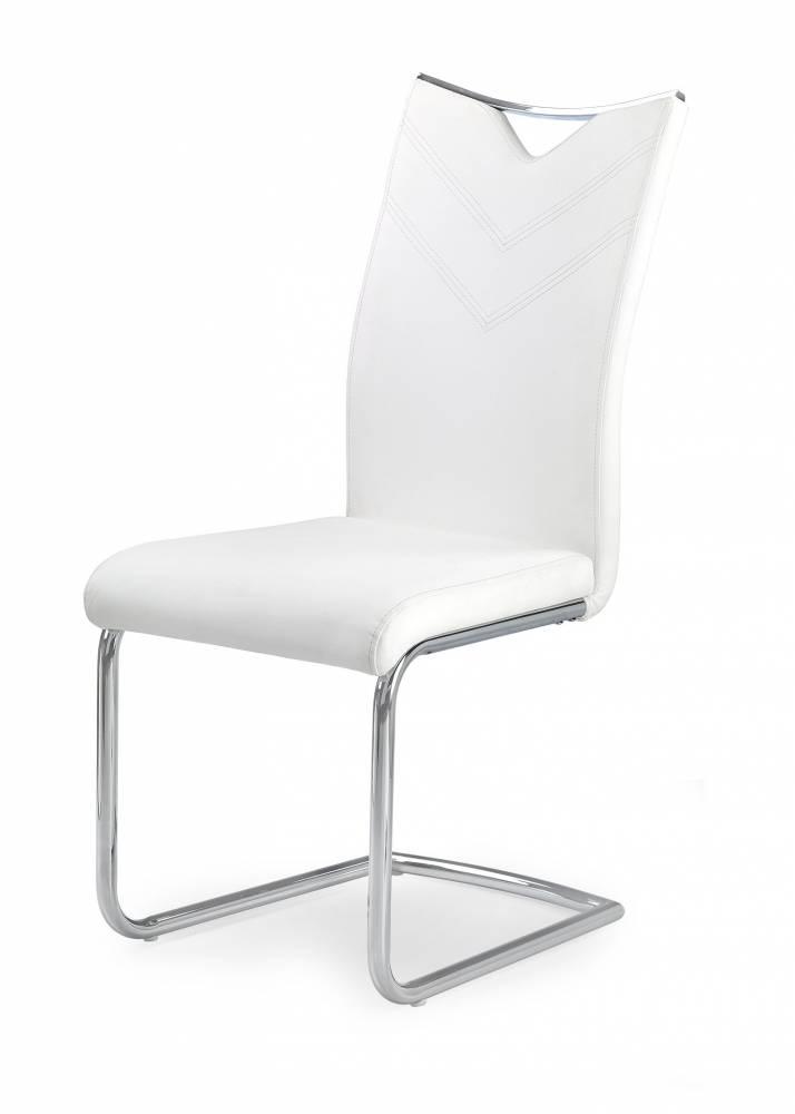 Jedálenská stolička K224 (biela)
