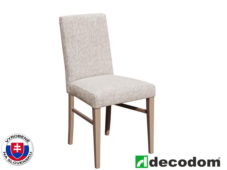 Jedálenská stolička Decodom Enzo ET15 + dub nelson