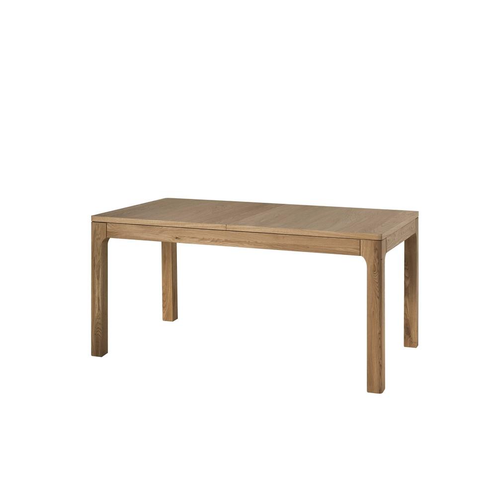 Rozkladací jedálenský stôl Szynaka Meble Locarno, 90 x 160 cm