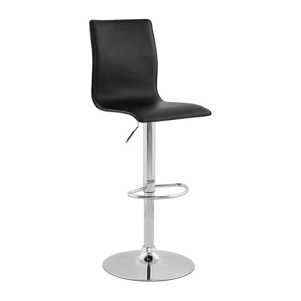 Čierna barová stolička Kokoon Soho