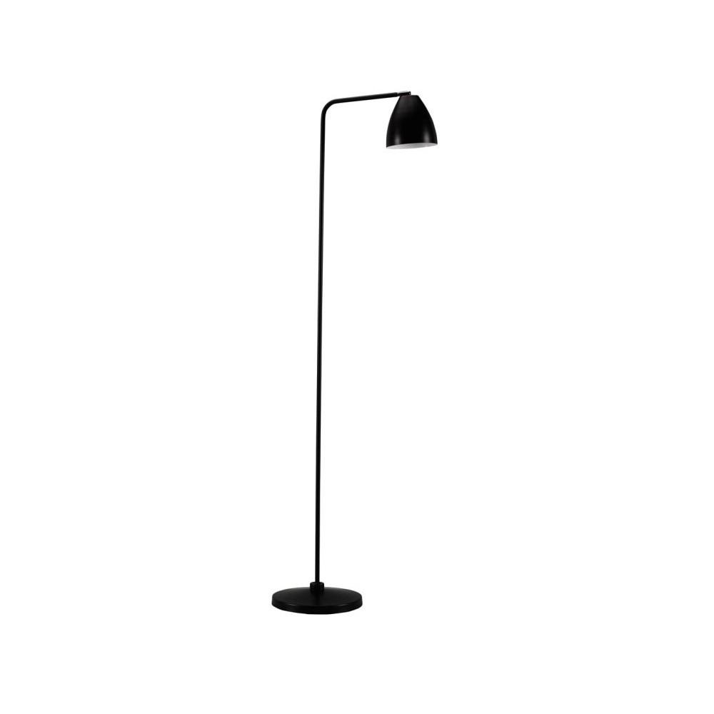 Čierna stojacia lampa Design Twist Cervasca