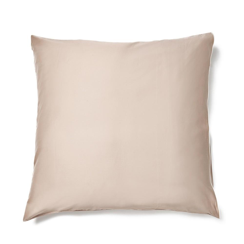 Béžová obliečka na vankúš Casa Di Bassi Basic, 65×65 cm
