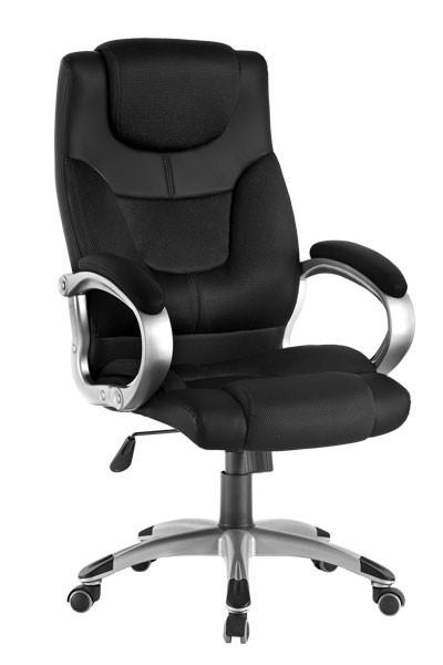 Bradop Kancelárska stolička MORIS čierna ZK72